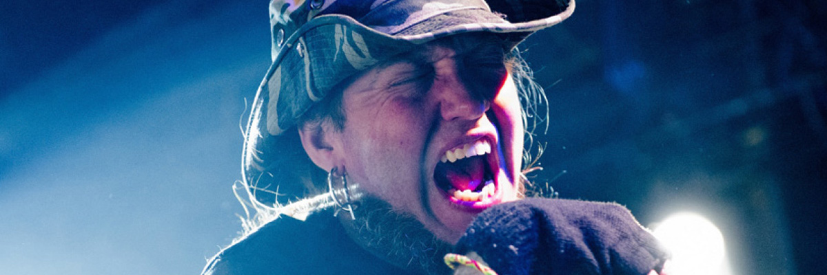 Warrel Dane by Samuel Dietz